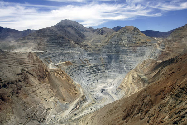 What is status of 10 major projects in large-size copper ...