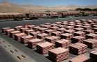 Bajan proyección de precio promedio del cobre