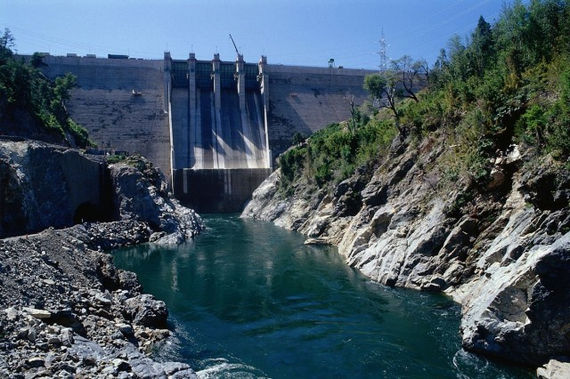 Aporte de generación hídrica es de un 41% en el sistema eléctrico