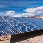 Crearan planta fotovoltaica en V Región