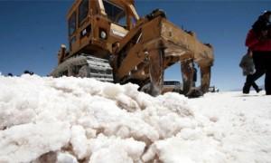 Bolivia produciría baterías de litio en 2014
