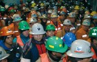 Trabajadores de El Salvador continúan en huelga y amenazan con radicalizar acciones