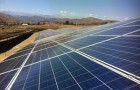 Inauguran planta de energía solar en Andacollo