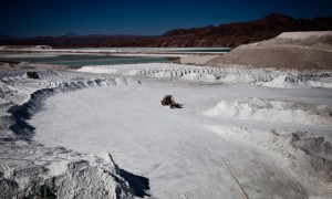 Joint venture between first and third lithium actor puts pressure to SQM