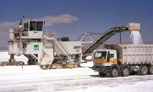 SQM negociaría activos mineros