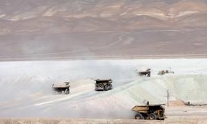 Los yacimientos que impulsarán la producción de cobre en 2014
