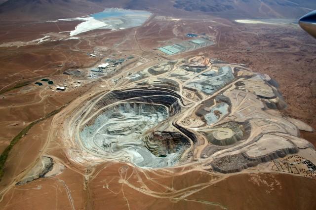 Collahuasi incrementó su producción de cobre en 2013