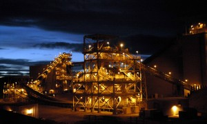 Precio de la energía en minería registra su menor valor desde 2008