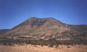 Minera Los Pelambres compra cerro Santa Inés