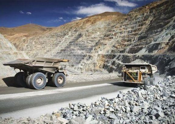 Exploración minera baja en el ranking de exploración minera