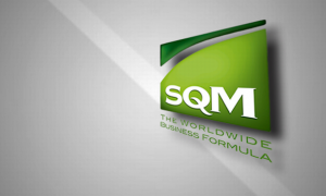 SQM registró baja en sus ganancias del 2013