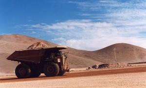 Proyecto de AMSA lo ubicaría en la elite de la gran minería