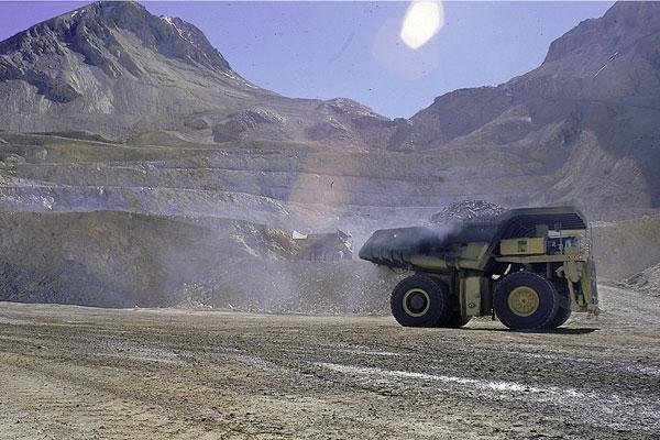 minería DL 600