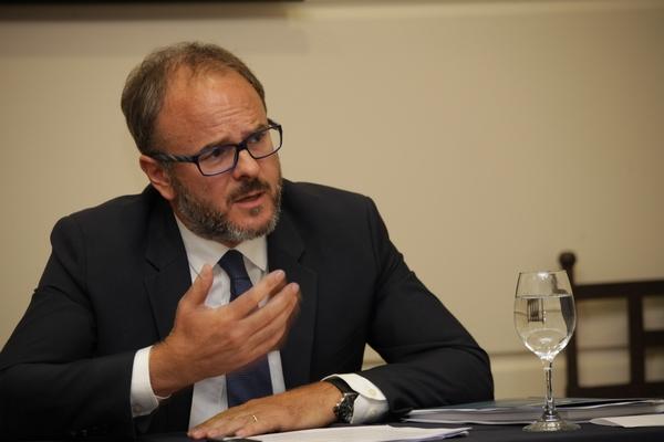 """Presidente de la SOFOFA insiste: """"Rebajar impuestos no se trata de generosidad, se trata de competitividad"""""""
