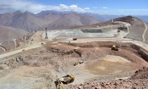 minería faena