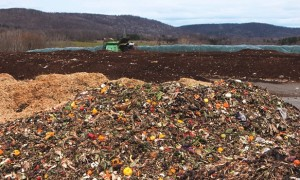 Biogas basura