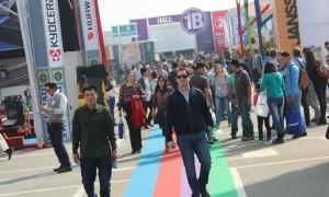 """El estudio """"B2B Trade Shows Expomin 2016"""" analizó el desempeño de empresas proveedoras en la feria minera que se realizó a fines de abril en Santiago. (Foto: Revista NME)"""