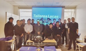 Talleres Lucas organiza workshop técnicos para sus clientes