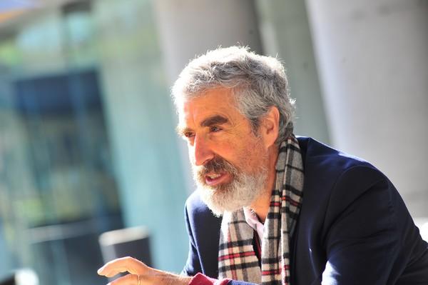 Para el economista del MIT, debería haber una reforma legal que modificara la Ley Reservada del Cobre. (Foto: Felipe Pinto)