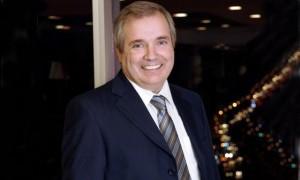 El gerente General de Minera Centinela, André Sougarret, quien se mantendrá en el cargo hasta el próximo 18 de enero.