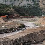Alto Maipo, único proyecto en construcción de AES Gener en Chile. (Foto: Rodrigo Soberanes)
