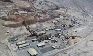 Instalaciones de la mina El Peñón, de la compañía Minera Meridian (Yamana Gold). (Foto: Federación Minera)