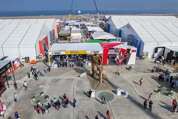 El pabellón peruano tendrá 153 m2, y contempla la participación de 15 empresas mineras. (Foto: AIA)