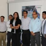 Ejecutivos de Metso realizaron una presentación ante medios de comunicación en Perú. (Foto: Metso)