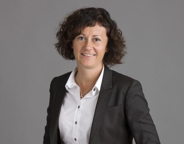 Helena Hedblom, Presidente del área de Negocios, Mining and Rock Excavation Technique de Atlas Copco.