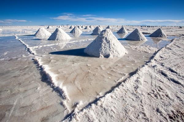Los representantes del sector destacan el gran potencial minero de Bolivia gracias al litio, pese a que actualmente no existen proyectos mineros de gran envergadura pronto a iniciar sus operaciones.