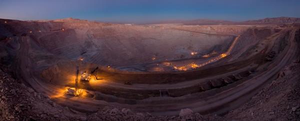 En términos de producción de cobre, Cochilco proyecta una recuperación para este año. Sin embargo, el alza sería sólo en torno al 3%, lo que permitiría volver a los niveles de producción que existían en 2015. (Foto: Minera Escondida)