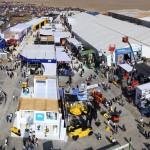 La versión 2017 de Exponor se realizará entre el 15 y 19 de mayo en el Recinto Ferial de la AIA (en la foto), en Antofagasta. (Foto: AIA)