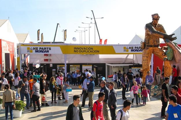 Exponor 2017 se realizará entre el 15 y 19 de mayo en Antofagasta. (Foto: AIA)