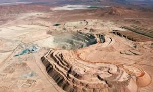Minera Escondida vivió una huelga de 43 días, la más larga de la minería nacional. Las labores podría retomarse este sábado 25 de marzo. (Foto: BHP Billiton)