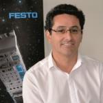 Patricio Cabezas, nuevo como Country Manager de Festo en Chile. (Foto: Festo)