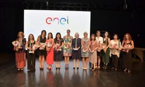 Premiadas Energía de Mujer 2017 Enel