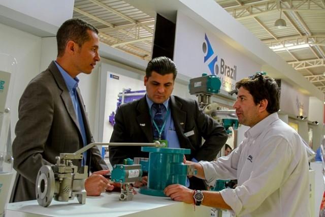 Un total de 20 empresas formarán parte del pabellón brasileño que tendrá este país en Exponor 2017. (Foto: AIA)