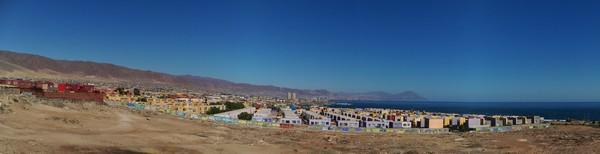 Antofagasta, una ciudad de contrastes que ha sido tierra fértil para diferentes proyectos de innovación social. (Foto: Puk Aguirre)