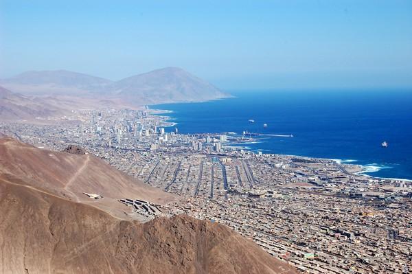 Pese a los generosos recursos que entrega la minería, Antofagasta sólo se ubica en el lugar 28 a nivel nacional en calidad de vida. (Foto: Diego Lazo)