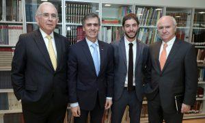 Ministro Valente se reunió con Comité de Grandes Empresas de Sonami